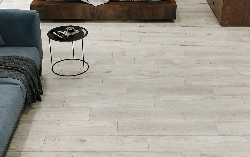 Плитка для ванной Керамогранит Wood Concept Prime / Вуд Концепт Прайм Cersanit: цвет - темно-бежевый; размер плитки -  - Купить в интернет-магазине Мир Керамики