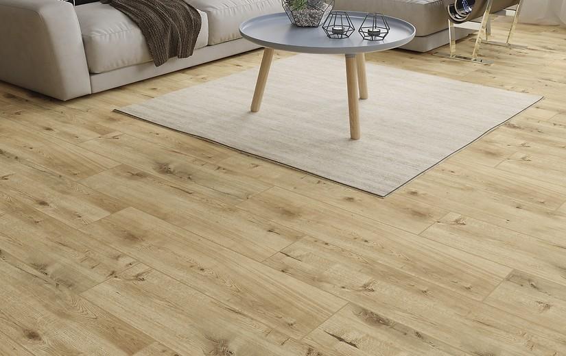 Плитка для ванной Керамогранит Wood Concept Rustic Cersanit: цвет - бронза; размер плитки -  - Купить в интернет-магазине Мир Керамики