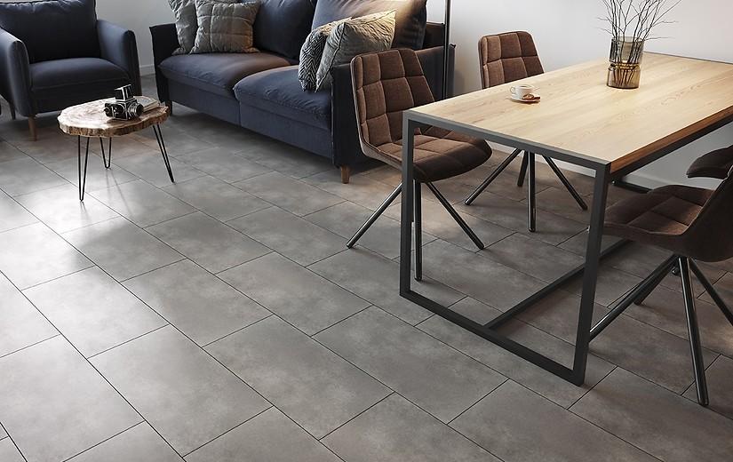 Плитка для ванной Керамогранит Citi Squares  / Сити Скверс Cersanit: цвет - серый; размер плитки -  - Купить в интернет-магазине Мир Керамики