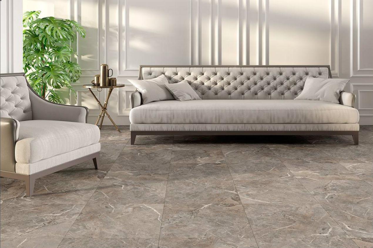 Плитка для пола Керамогранит Queen / Квин Cersanit: цвет - бежевый; размер плитки - 42x42 - Купить в интернет-магазине Мир Керамики